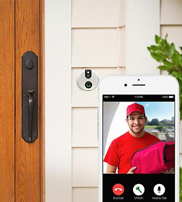 Review of SkyBell Wi-Fi Video Doorbell Chime