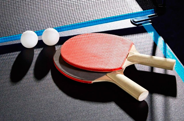 Comparison of Ping Pong Paddles