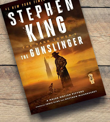 "Review of Stephen King ""The Dark Tower I: The Gunslinger"""