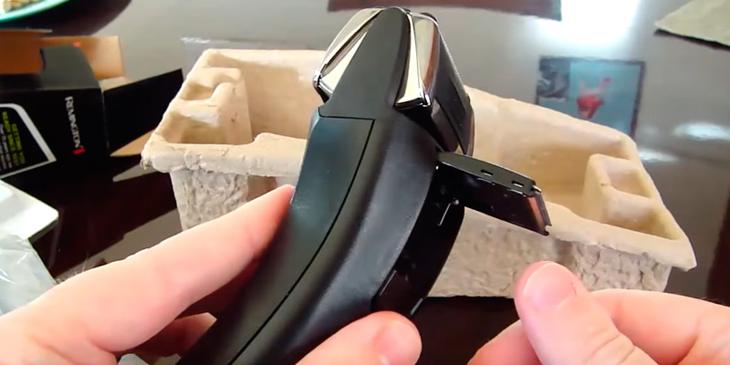 Detailed review of Remington F5-5800 Foil with Interceptor Shaving Technology