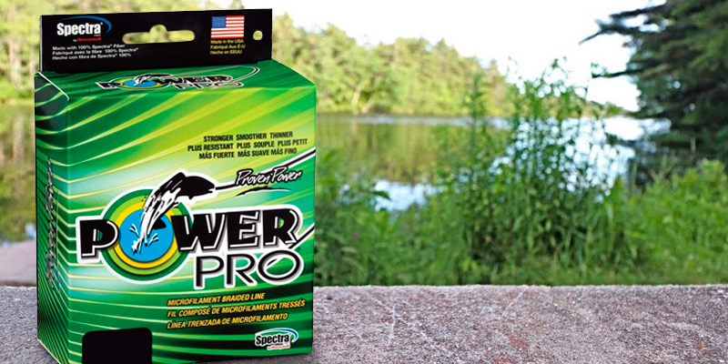 Review of Power Pro Spectra Fiber Braided Fishing Line