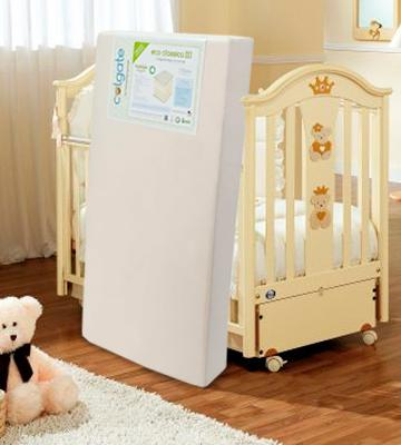 Review of Colgate Eco Classica III Crib mattress
