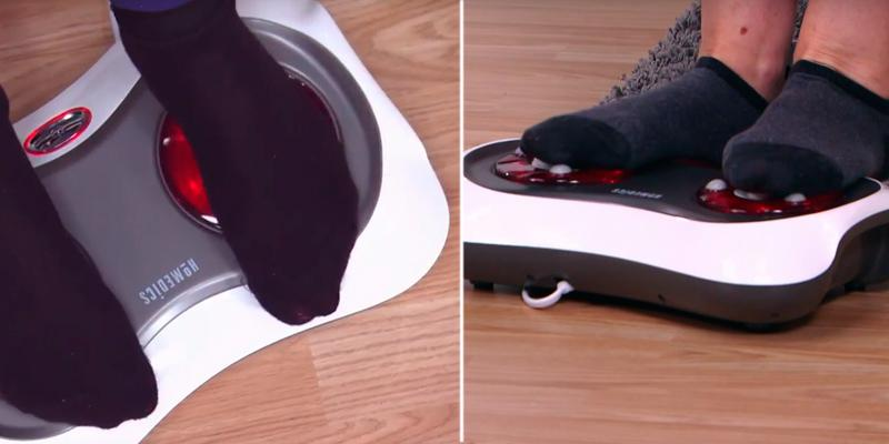 Detailed review of HoMedics FMS-150H Shiatsu Foot Massager