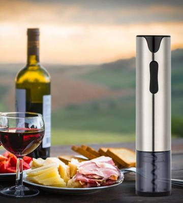 Review of LiFu Electric Wine Bottle Opener