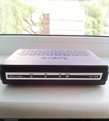 Review of D-Link DSL-520B ADSL2+ Modem