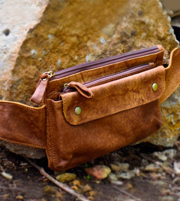 Review of Petzilla Genuine Leather Fanny Pack