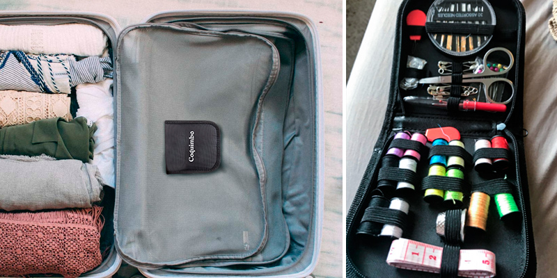Review of Coquimbo COMPACT Sewing Kit for Traveler
