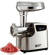 Magic Mill MMG-3000 Multi-functional Grade Meat Grinder