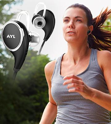Review of AYL 4009152 Wireless Sport Stereo In-Ear Headset