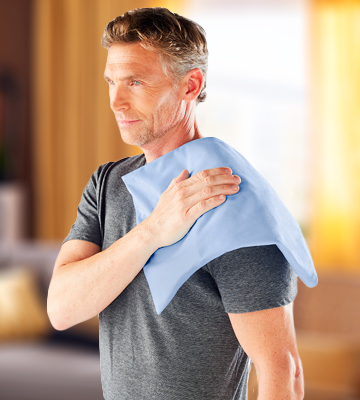 Review of SoftHeat MaxHeat HP710 Heating Pad Moist/Dry