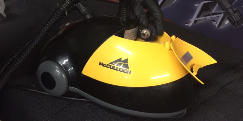Review of McCulloch MC1275 Heavy-Duty Steam Cleaner with 18 Accessories