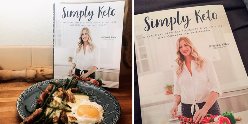 Suzanne Ryan Simply Keto: A Practical Approach to Health & Weight Loss, with 100+ Easy Low-Carb Recipes in the use