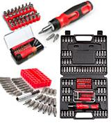 Tekton 2841 Everybit Ratchet Screwdriver and Bit Set