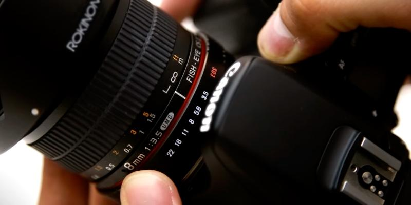 Review of Rokinon HD8M-C 8mm f/3.5 HD Fisheye Lens