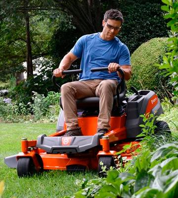Review of Husqvarna 967324301 Kohler V-Twin Zero Turn Mower