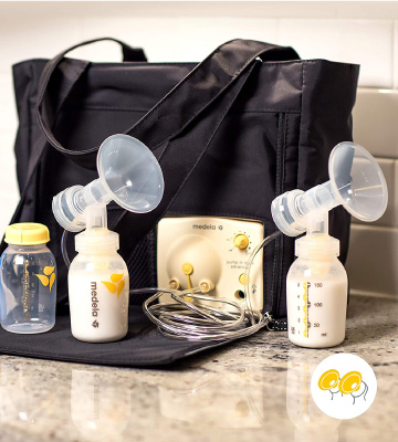 Review of Medela Advanced Double with Tote Electric Breast Pump