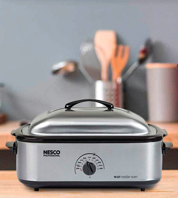 Review of Nesco 4818-25PR Professional Roaster Oven
