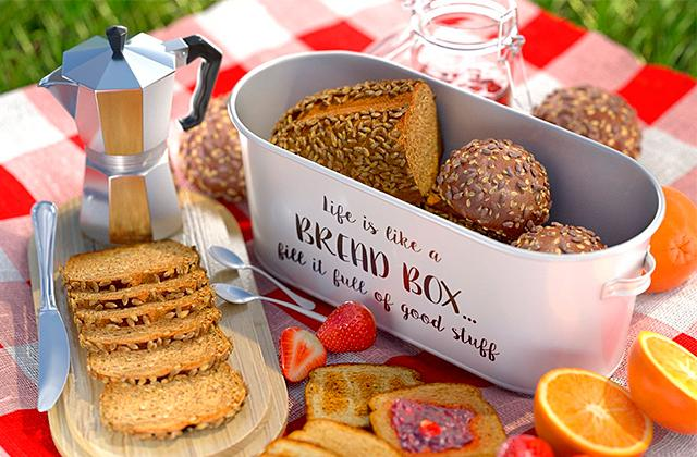 Best Bread Boxes to Keep Your Bread Fresh