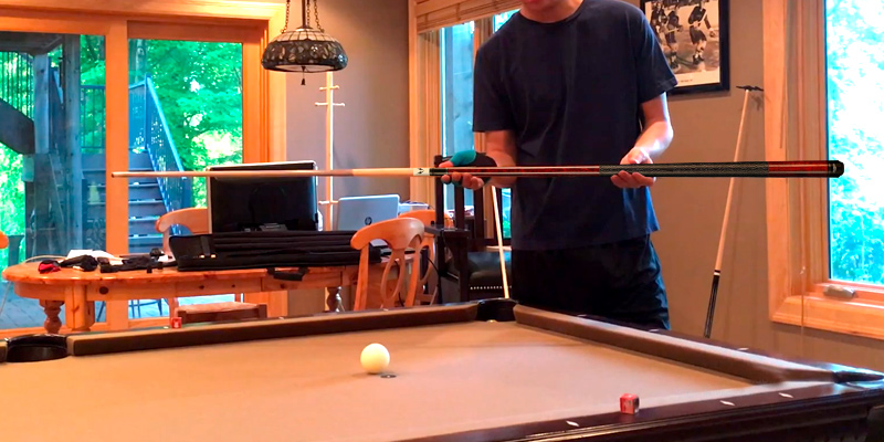 Review of Viking Valhalla 2 Piece Pool Cue