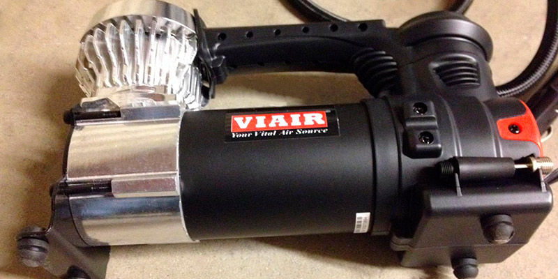 Viair 85P Portable Air Compressor application