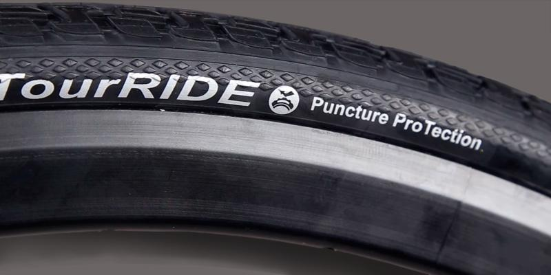 Review of Continental Tour Ride Urban Bicycle Tire