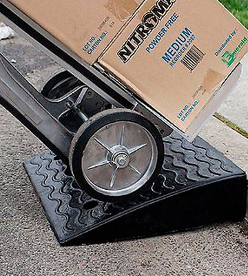 Review of Electriduct CR-RPS-HDR5.2-2PK Heavy Duty Rubber Curb Ramp (2 Pack)