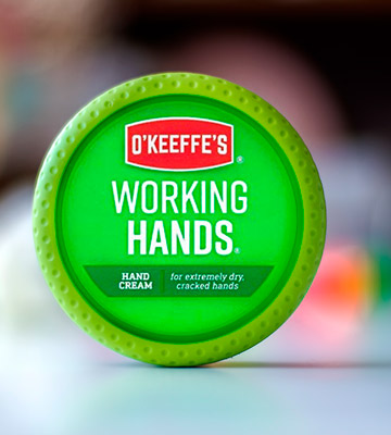 Review of O'Keeffe's Working Hands Hand Cream
