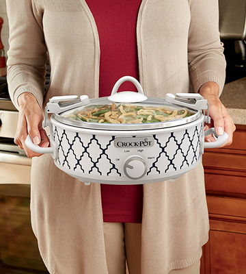 Review of Crock-Pot SCCPCCM250-BT 2.5-Quart Mini Casserole Crock Slow Cooker