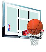 Spalding 79564 Adjustable Basketball System