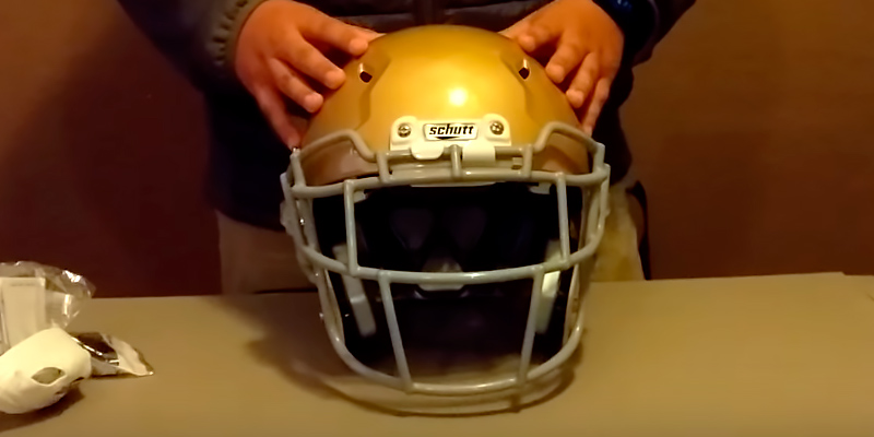 Schutt Sports Adult Vengeance DCT Football Helmet application
