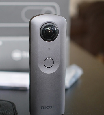 Review of Ricoh Theta V 360 Spherical Camera