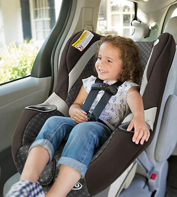 Review of Graco My Ride 65 LX Convertible Car Seat