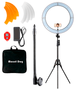 MOUNTDOG (8595774207) Ring Light Kit