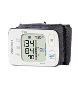 Omron BP652N 7 Series Wrist Blood Pressure Monitor with Heart