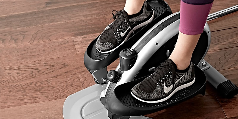 Review of Stamina In-Motion Elliptical Trainer