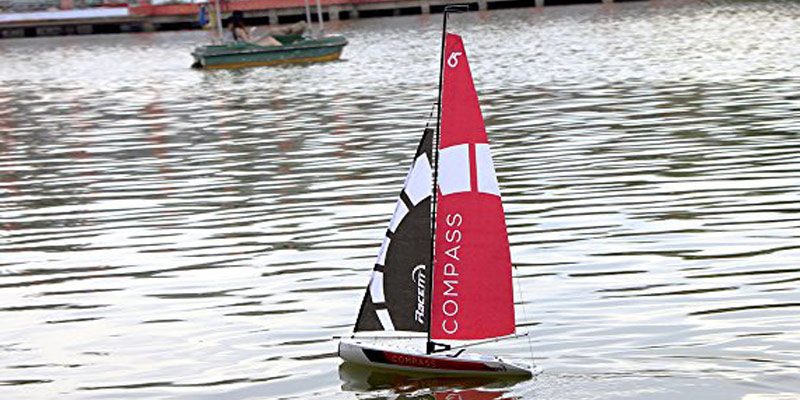Review of POCO DIVO Compass RG65 Class Competition Sailboat RC