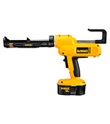 DEWALT DC545K Cordless Adhesive and Caulk Gun