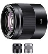 Sony SEL50F18/B 50mm f/1.8 Sony Mirrorless Lens