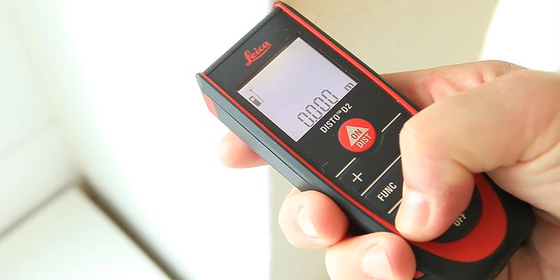 Review of Leica Geosystems 838725 DISTO D2 Bluetooth Laser Measure