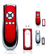 Satechi SP400 Smart-Pointer Wireless Presenter with Mouse function