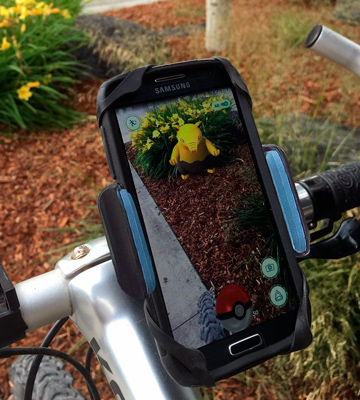Review of CAW.CAR Accessories IP01111 Bike & Motorcycle Cell Phone Mount
