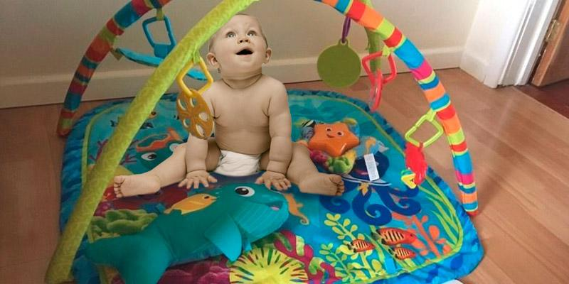 Review of Baby Einstein Nautical Friends Padded Play Mat