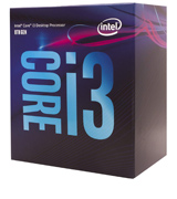 Intel Core i3-8100 8th Gen Desktop Processor, up to 3.6GHz