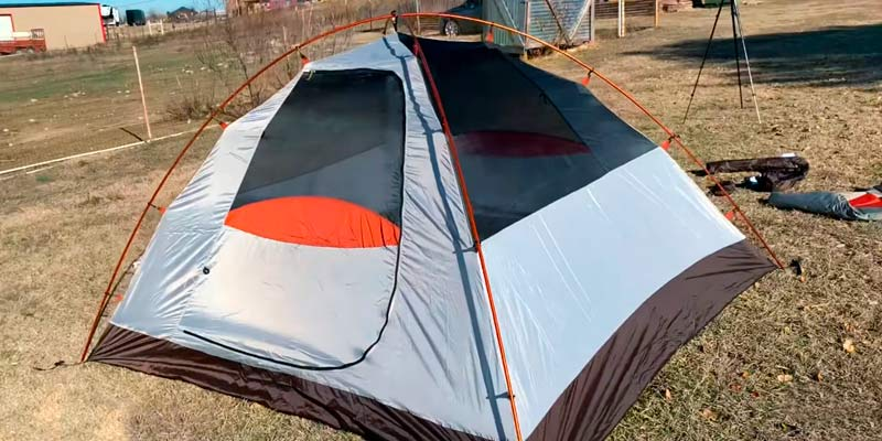Review of ALPS Mountaineering Lynx Tent