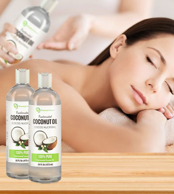Review of Majestic Pure Coconut Oil For Aromatherapy Relaxing Massage,