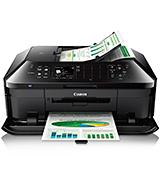 Canon MX922 Wireless Office All-In-One Inkjet Printer
