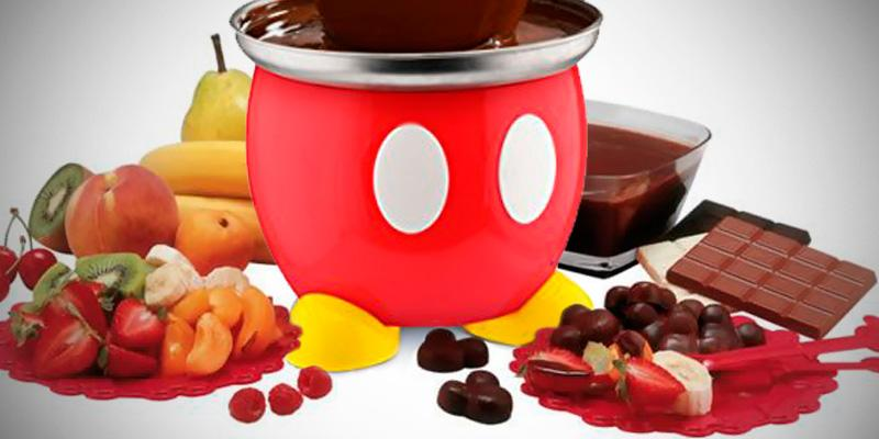 Review of Disney DCM-50 Mickey Mouse Chocolate Fountain