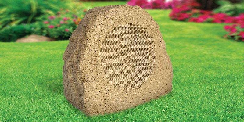 Review of Sound Appeal Bluetooth Outdoor Rock Speakers