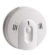 Kidde (KN-COSM-BA) Battery Operated Smoke Detector with Voice Warning