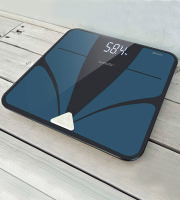 Review of Letsfit iF1949B Smart Bathroom Scale with Bluetooth